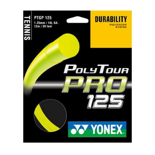 尤尼克斯POLYTOUR PRO 125网球线