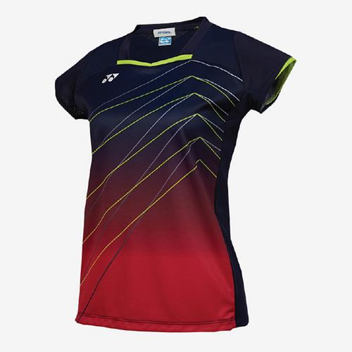 尤尼克斯20271CR女款羽毛球比赛服