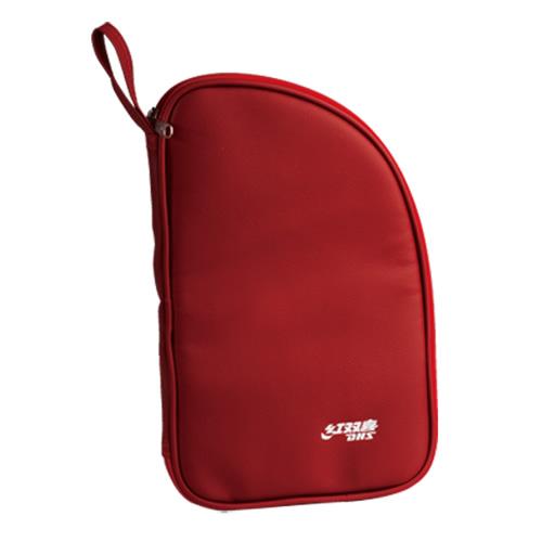 红双喜RC301红色PU乒乓球单拍套