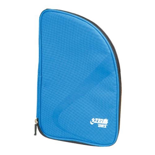 红双喜RC104蓝色牛津扇形乒乓球单拍套