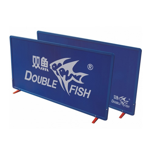 双鱼乒乓球塑料挡板