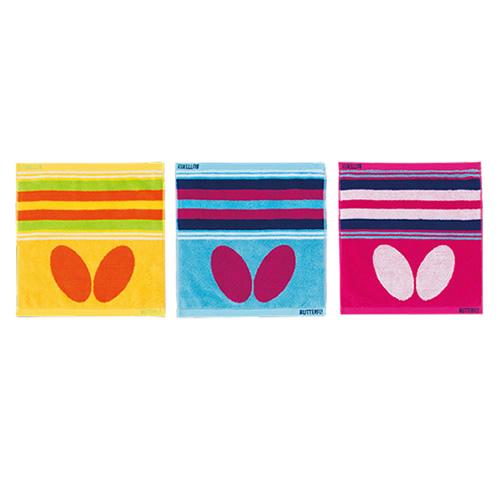 蝴蝶WTT-6100乒乓球运动毛巾