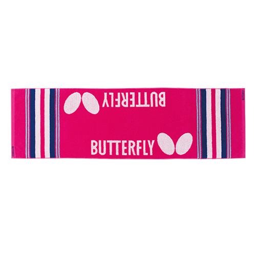 蝴蝶WTT-6000乒乓球运动毛巾