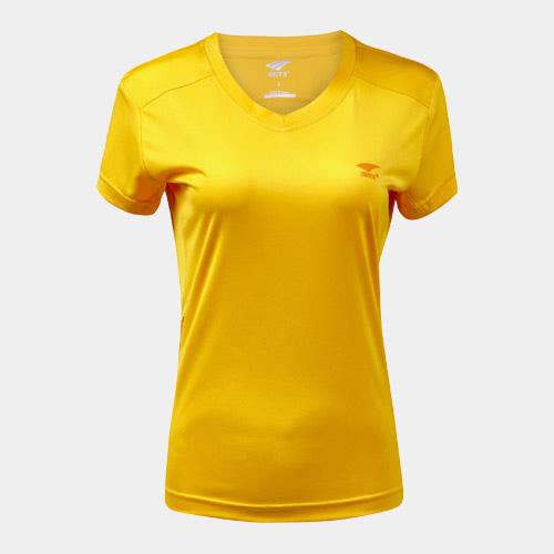 索牌17AW6122羽毛球T恤