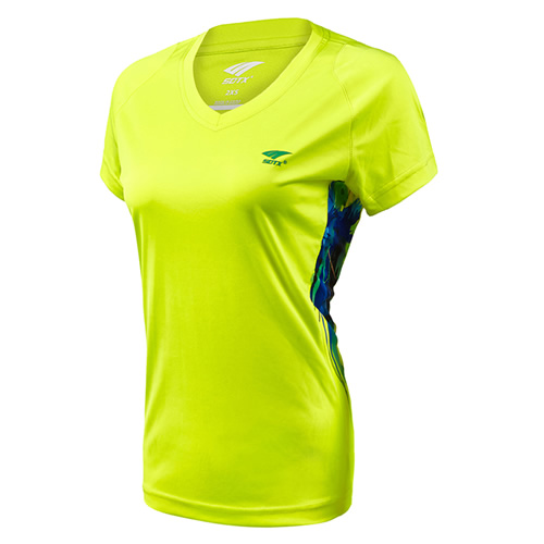 索牌17AW6032女式羽毛球T恤