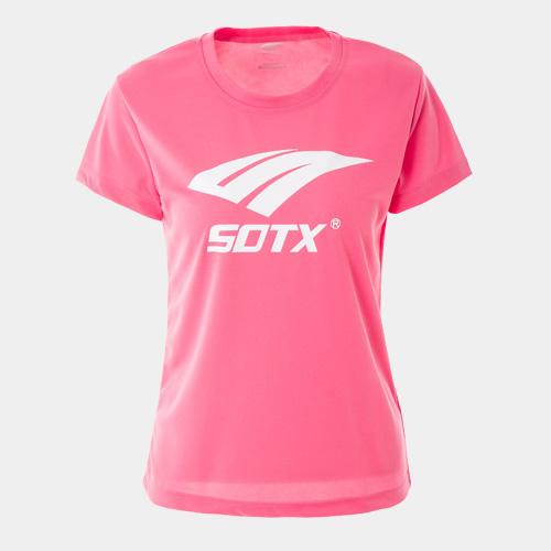 索牌16BW6081女式羽毛球T恤