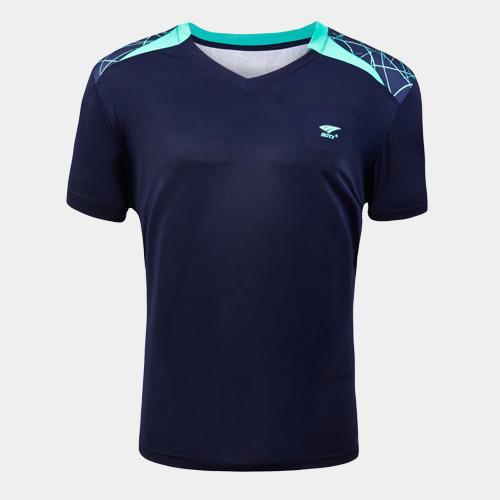 索牌17AM6073男式羽毛球T恤