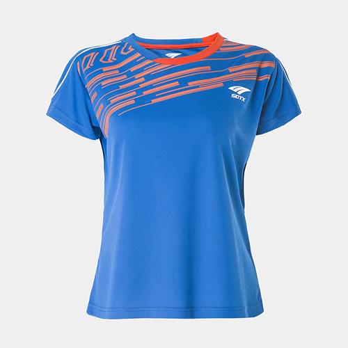 索牌0116BW6013羽毛球T恤