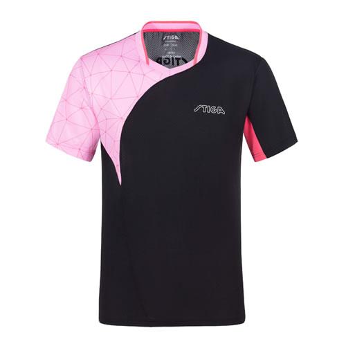 斯蒂卡藏青色乒乓球比赛短裤高清图片