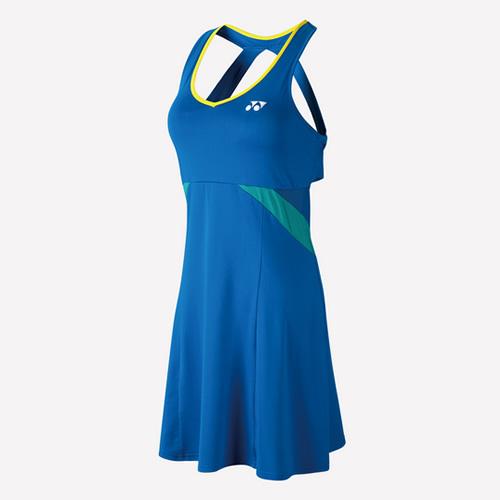 尤尼克斯20343EX女式网球运动连衣裙
