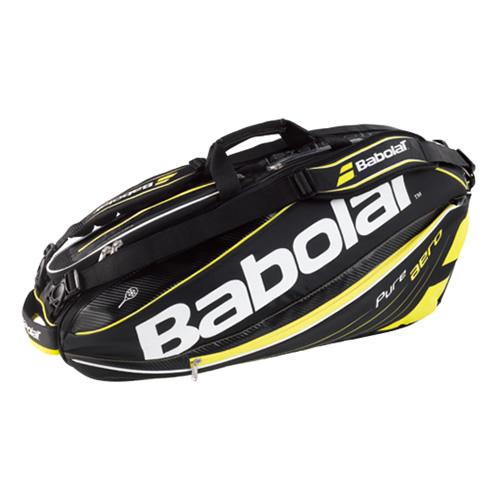 百保力PURE AREO 6支装网球包高清图片