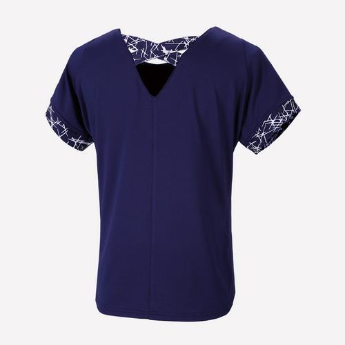 尤尼克斯20347EX女式网球运动衫图1高清图片