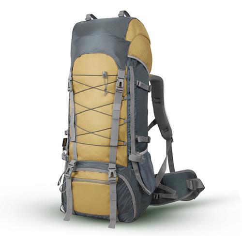 顿巴纵队防水耐磨专业双肩登山包