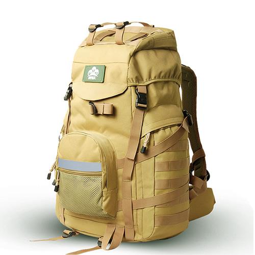 顿巴纵队野营大容量双肩登山包