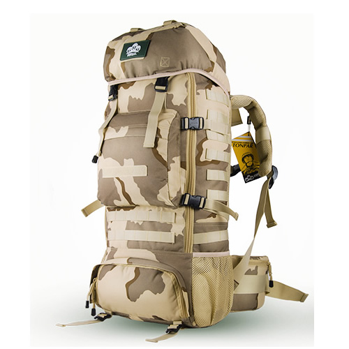 顿巴纵队多功能大容量双肩登山包