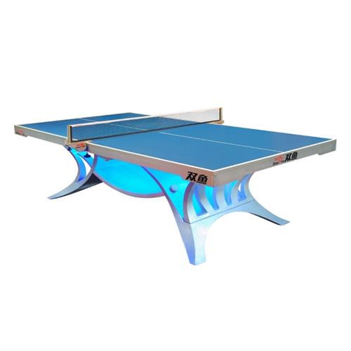 双鱼展翅王乒乓球桌