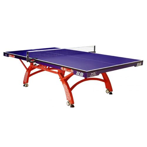 双鱼翔云328双折移动式乒乓球桌