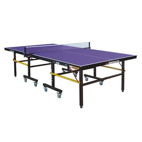 双鱼201A单折移动式乒乓球桌