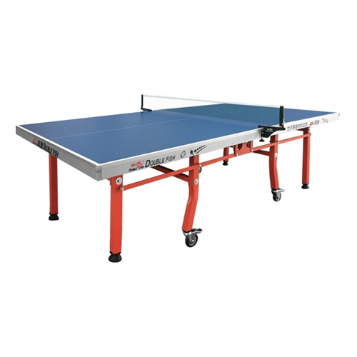 双鱼303双折移动式乒乓球桌