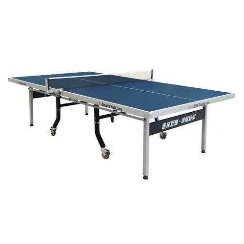 双鱼308双折移动式乒乓球桌