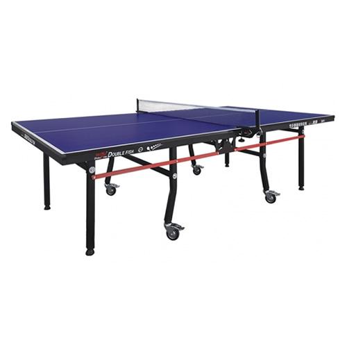 双鱼301双折移动式乒乓球桌