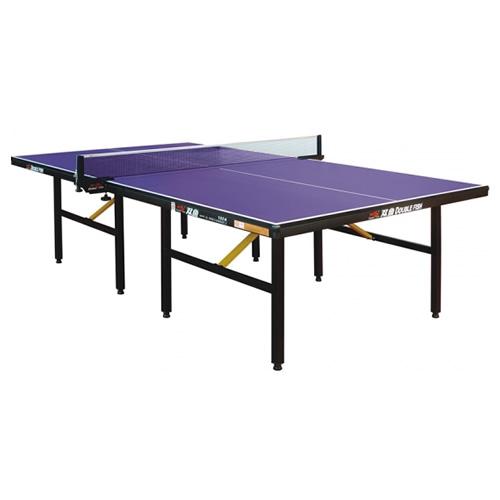 双鱼102A单折式乒乓球桌