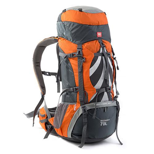 挪客探风70L户外登山双肩包