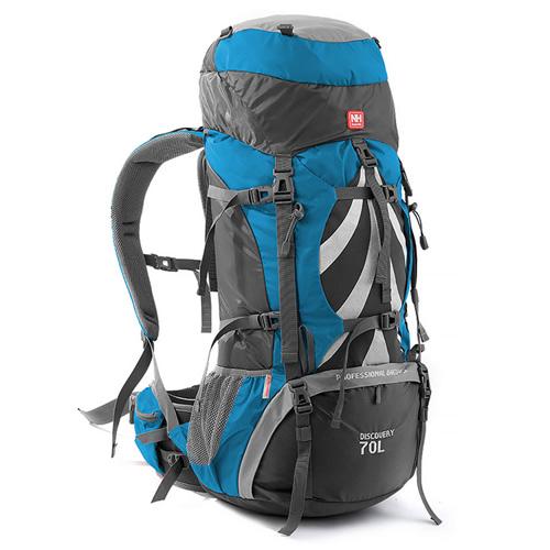 挪客探风70L户外登山双肩包图2高清图片