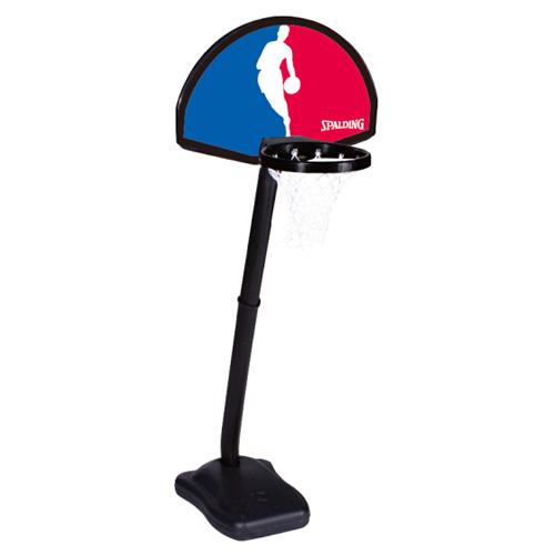 斯伯丁5HNBA5便携式24英寸篮球架