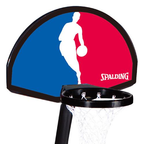 斯伯丁便携式24英寸篮球架图2高清图片