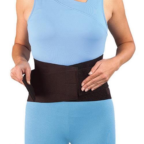 慕乐4581可调式支撑性护腰