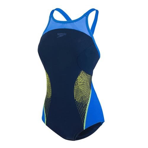 速比涛深蓝Fit泳感健身泳衣图4高清图片