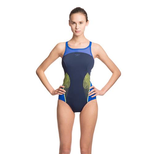速比涛深蓝Fit泳感健身泳衣图2高清图片