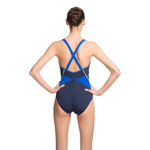 速比涛深蓝Fit泳感健身泳衣图1高清图片