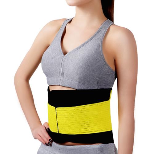 劳拉之星LS810透气运动护腰带