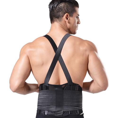 劳拉之星LS0805双肩带可调松紧护腰图1高清图片