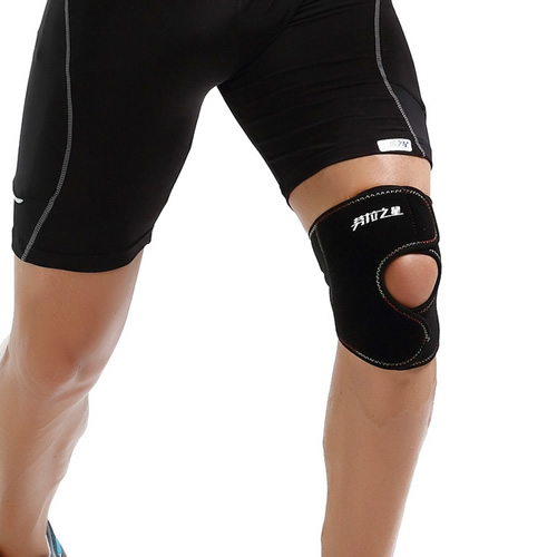 劳拉之星LS0306运动护膝图2高清图片