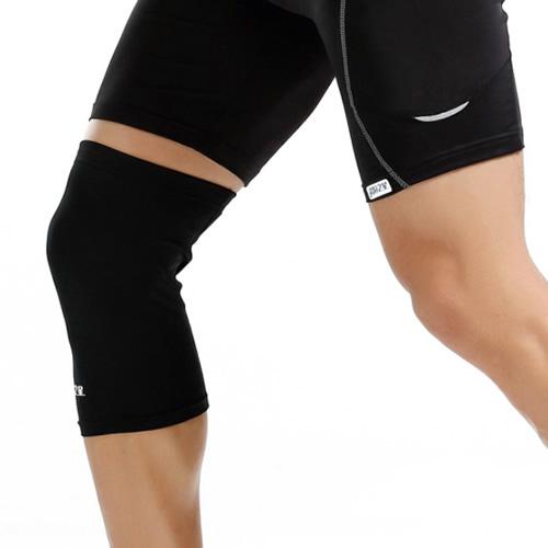 劳拉之星LS0309超薄篮球护膝图3高清图片
