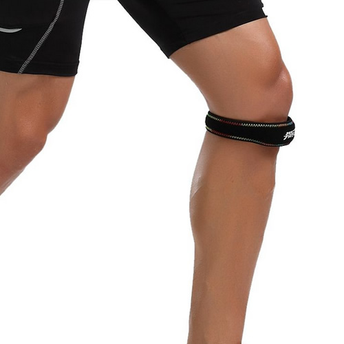 劳拉之星LS0311运动髌骨带加压护膝