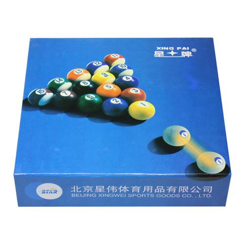 星牌美式台湾台球
