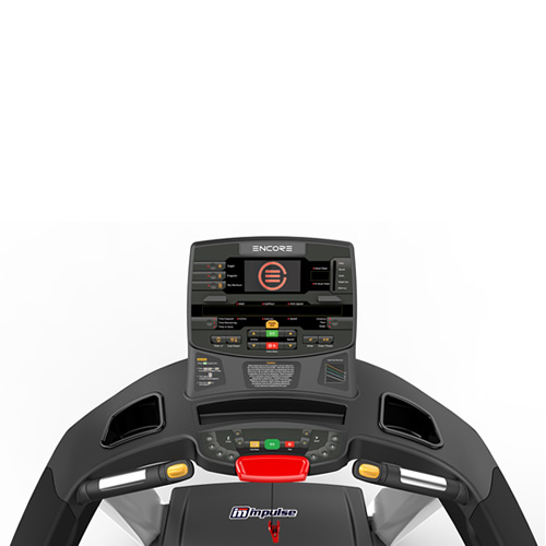 英派斯ECT7电动跑步机图2高清图片