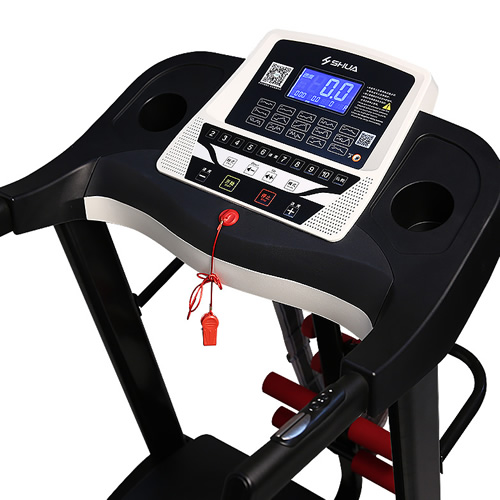 舒华SH-T5136家用跑步机图2高清图片