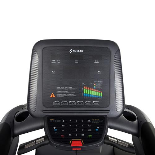舒华SH-5918商用电动跑步机图1高清图片