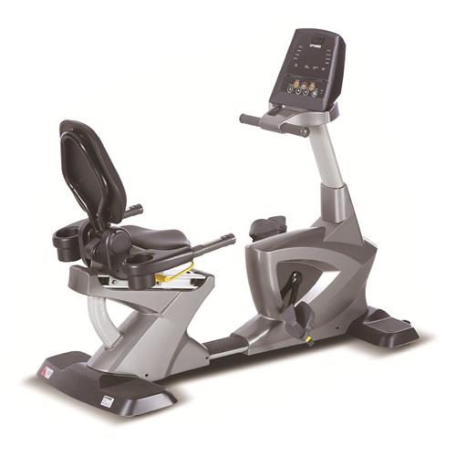 康乐佳K9001RW商用卧式健身车