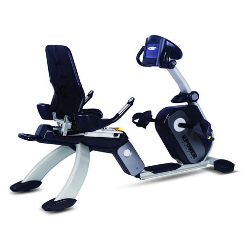 康乐佳K9002RW商用卧式健身车
