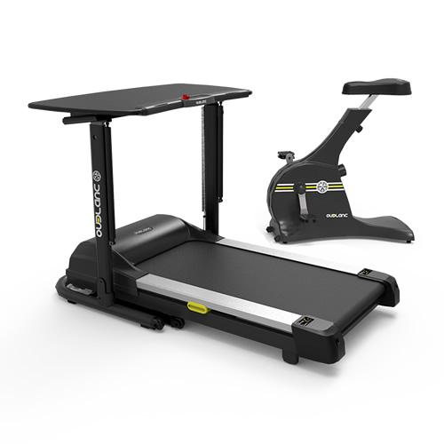 欧宝龙T300W家用桌面跑步机