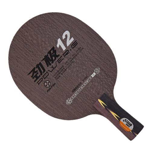 红双喜劲极12乒乓球底板