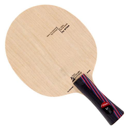 韧而生刚:斯蒂卡纳米AC乒乓底板测评报告