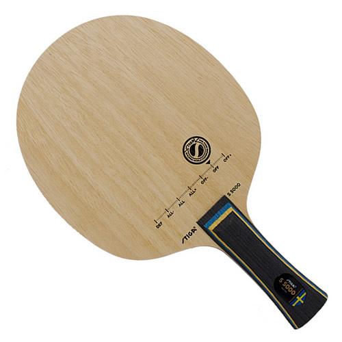 斯蒂卡S-5000 WRB乒乓球底板