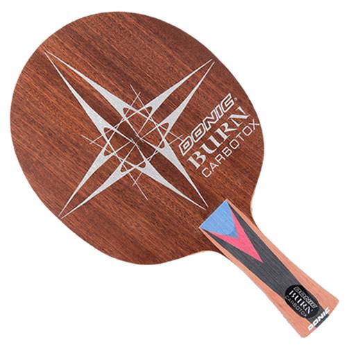 多尼克燃烧碳素多斯乒乓球底板图1高清图片